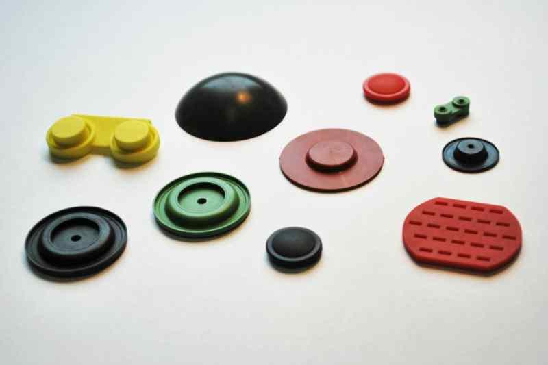 Silicone and silicone rubber