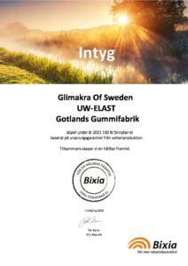 Miljödiplom grön EL